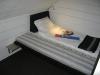 Sovrum/koja1 med bred säng